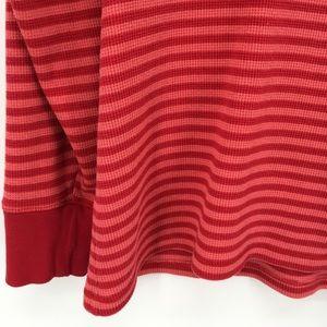 Team Apparel Tops - NFL San Francisco 49ers Thermal Long Sleeve